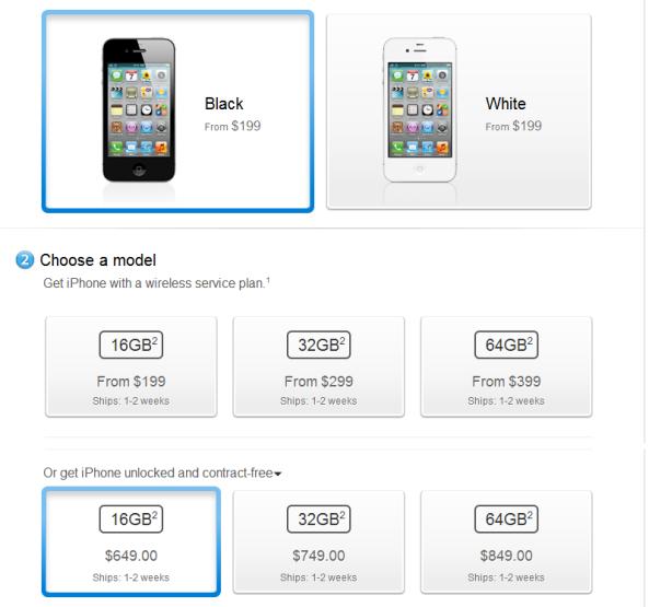 Iphone 4S Brasil Preços